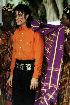 Michael Jackson, South Africa, 1992