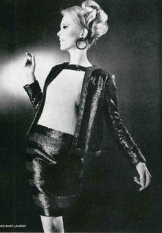 1966 - Yves Saint Laurent ensemble