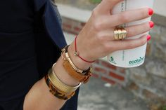 Ring and bracelets!