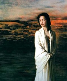 xie chuyu art   Art Painting Xie Chuyu Part2 - SENI RUPA