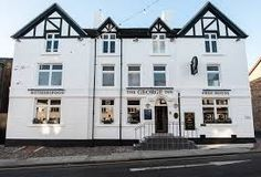 Wetherspoons Sandbach  My local and favourite- Wetherspoons saved this historic coaching inn