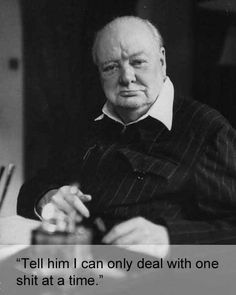 Community: 17 Times Winston Churchill Proved He's The Prime Minister Of Burns