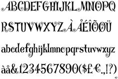 fantini font | Information about the font Cousin Beth and where to buy it.