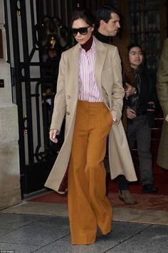 Victoria Beckham - January 2018