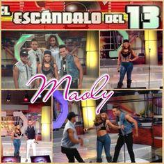 Maoly  El Escandalo del 13 Telecentro