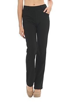 Straight Fit Stretchy Solid Trousers (Small, Black) VIV C... https://www.amazon.com/dp/B01HHD3PHC/ref=cm_sw_r_pi_dp_x_7KVGybWR9E0RP