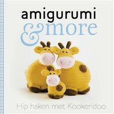 82 Beste Afbeeldingen Van Haakboeken Amigurumi Haken Amigurumi