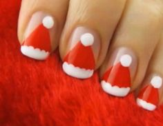 Grab it now! DIY Santa #Nails with a beautiful n awesome #designs Get connected► www.freesamples.us