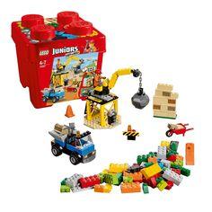 Конструктор LEGO Juniors Стройка (10667)