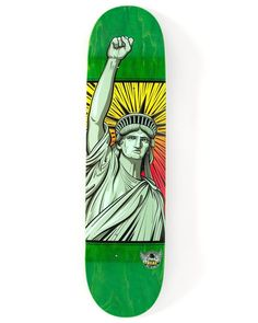Real Actions Realized United We Stand ACLU 8.06 Deck