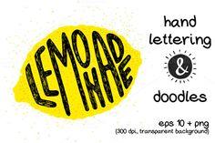 Lemonade! by Sketchetarian on Creative Market