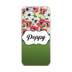 Miss Poppy Phone Case