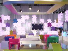 Puzzle: iluminación y decoración dinámica y divertida / Post by Inou Mobiliario