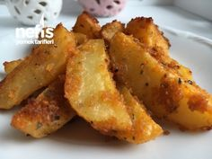 Firinda Galeta Unlu Nefis Patates