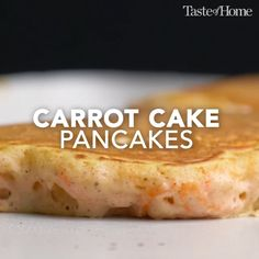 Carrot Cake Pancakes Recipes Gf Pancake Recipe, Pancakes Recipe Video, Pancake Recipes, Baking Recipes, Breakfast Recipes, Dessert Recipes, Carrot Cake Bread, Carrot Pancakes, Carrot Cake Cookies
