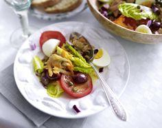 Unser beliebtes Rezept für Mallorquinischer Thunfischsalat (Ensalada de Tonyina) und mehr als 55.000 weitere kostenlose Rezepte auf LECKER.de.