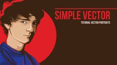 SIMPLE VECTOR - Tutorial Vector Using Adobe Illustrator CC.2016