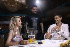 Evenimentul anului 2019 - Botez & Nuntă, Clara, Andreea Bălan și George - a avut și o reprezentare culinară pe măsură. Iată cum arată o incursiune gastronomică în Paradisul Castelului din Inima Capitalei, realizată de Executive Chef, Iulian Olaru și echipa sa. Bali, Georgia, Concert, Concerts