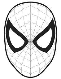 Výsledek obrázku pro spiderman mask