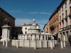 "Rimini, Italy ""Old City"" Piazza Cavour"