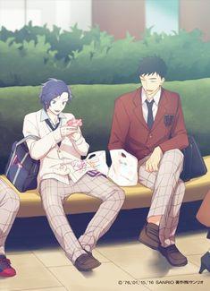 Sanrio Hello Kitty, Sanrio Boy, Cute Anime Guys, I Love Anime, Anime Boys, Little Twin Stars, Sanrio Characters, Anime Characters, Fictional Characters