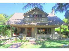 The Historic Craftsman Crawford House 2821 Glenrose Ave, Altadena, CA
