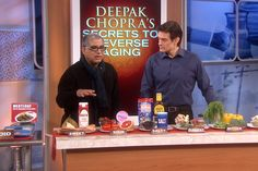 Deepak Chopra on Anti-Aging, Pt. 2