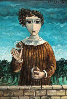 Yosl Bergner - paintings 1963-68