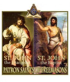Patron Saints of Freemasonry