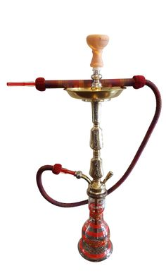 Kamanja Full Brass Hookah at its best. Excellent craftsmanship