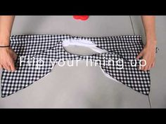 """You've asked and asked and now here it is!! A video tutorial for a sleeveless bodice with a lining using the """"burrito"""" rolling method. Unless you're familiar with this method it can be hard to grasp even with pictures or illustrated instructions. So I've made my very FIRSTvideo tutorial! I see many more video tuto"""