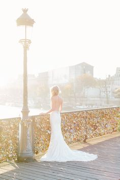 Pont des Arts in Paris: http://www.stylemepretty.com/collection/2205/