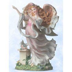 Amanda... Sharing the Spirit by Roman Seraphim Classic Angel, http://www.amazon.com/dp/B000O1LRR0/ref=cm_sw_r_pi_dp_NRtIsb1BFJEF0