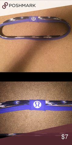 Lululemon headband Double band Lululemon headband lululemon athletica Accessories Hair Accessories