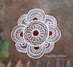 Rangoli and Art Works: FREEHANK KOLAM