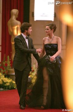 CoCo Celine: Marion Cotillard and Guillaume Canet are expecting !