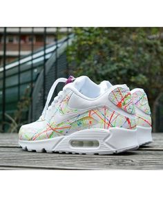 nike air max 90 leather blanche femme