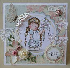 Di Irene Hobby mondo: Tilda con piccola tasca - With Love Collection 2013