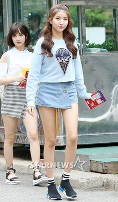 GFRIEND Tall Line  (Sowon X Eunha)