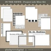 awesome project life minis