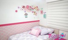 EL cuarto de Maria Celeste, by D´corazón. www.dcorazon.net