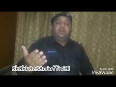 Police wale naat khawan Mola hussain ki khubsurat manqabat parhte huye