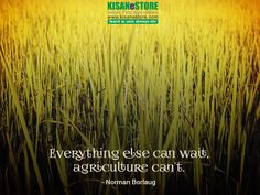 #Agriculture #Quote #KISANeSTORE #Farmers