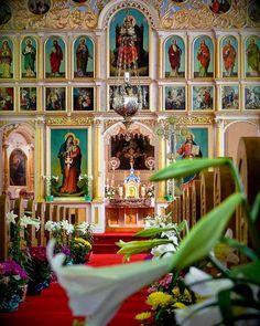 orthodox home altar | St. Michael the Archangel Orthodox Church - Home