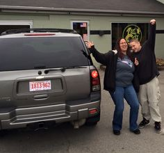 Congratulations to Patricia from Rochester, NH on the purchase of her 2006 Chevrolet Trailblazer! Happy Motoring & thank you for your business! www.FirstCityCarsandTrucks.com