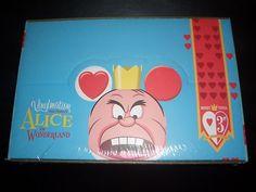 disney vinylmation cases   Disney Alice in Wonderland Vinylmation Case Set Tray of 24 with Chaser ...
