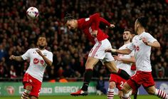 Ibrahimovic double downs Saints in Wembley thriller