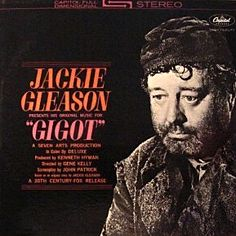 """Gigot"" (1962, Capitol).  Music from the movie soundtrack."