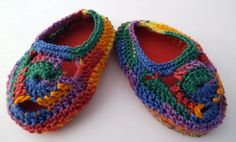 PATTERN ONLY American Girl Crocheted Shoes