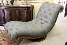 Aico/Michael Amini Cloche Swivel Chair - Colleen's Classic Consignment, Las Vegas, NV - www.cccfurnishings.com
